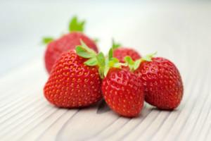 La frutta molto minimalista